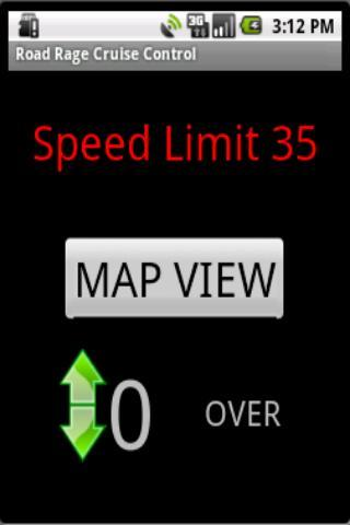 Speed Limit Aware Cruise-Ctrl - screenshot