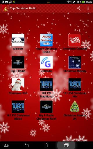 Top Christmas Radio