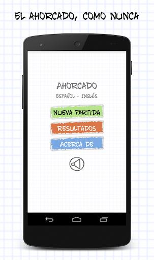 Ahorcado Español - Inglés