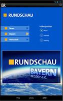 Screenshot of Rundschau
