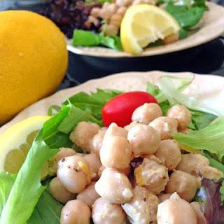 Deconstructed #Hummus Salad