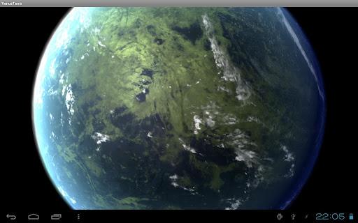 Planet Venus 3D