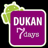 Dukan 7 days