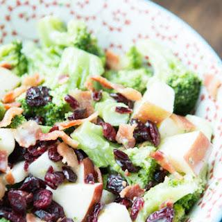 Apple Broccoli Salad