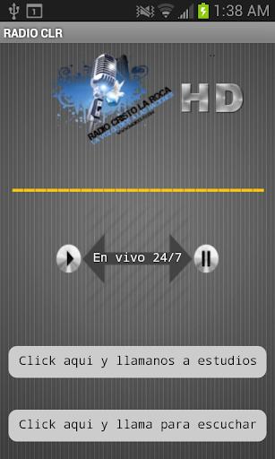 Radio clr