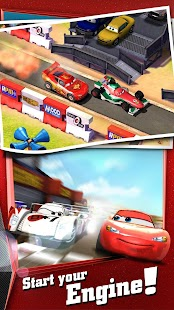 Cars: Fast as Lightning - screenshot thumbnail