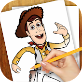 Drawing Lessons Toy Story