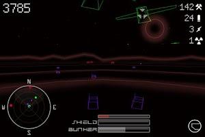 Screenshot of Vector Conflict Lite