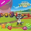 Farm Heroes Saga Stratrgy icon