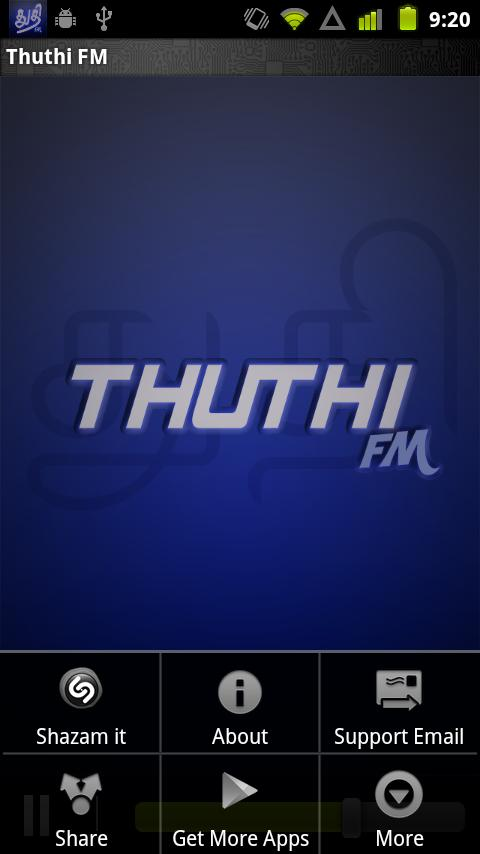 Thuthi FM - screenshot