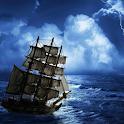 風暴動態壁紙 icon