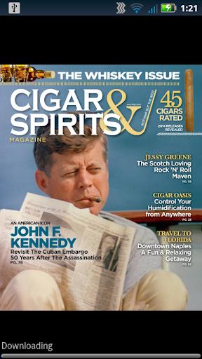 Cigar Spirits Magazine