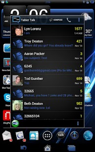 Tablet Talk - DarkHorse(Blue) - screenshot thumbnail