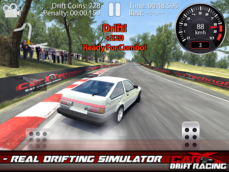 CarX Drift Racing Lite 1.1 screenshot 299375