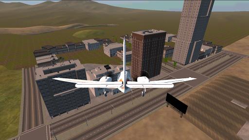 City Airplane Simulator ✈