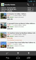 Screenshot of HotelsByMe Hotel Reservations