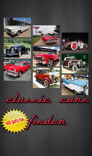 Classic AutoFinder-Craigslist