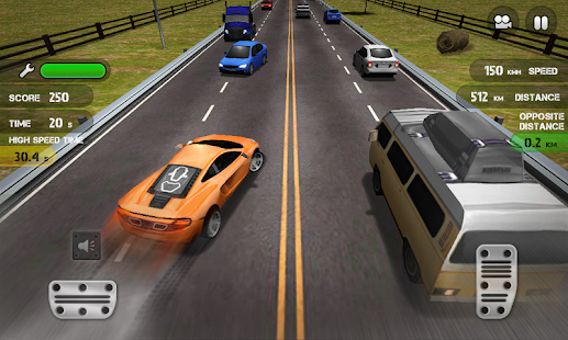 Race The Traffic Mod (Unlimited money) 1.0.18 APK