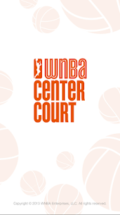 WNBA Center Court - screenshot thumbnail