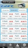 Screenshot of Jet Turizm