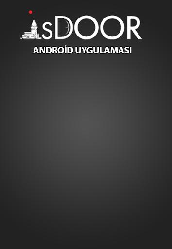 İsdoor Resmi Android Uygulama