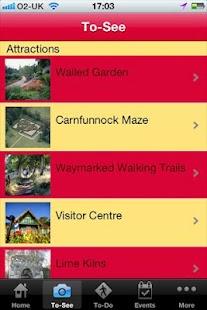Carnfunnock Country Park- screenshot thumbnail