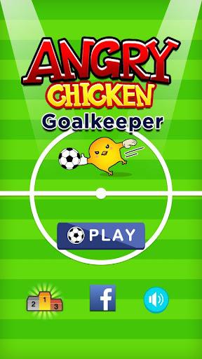 天降奇雞~咕 TLJ A.C. Goalkeeper