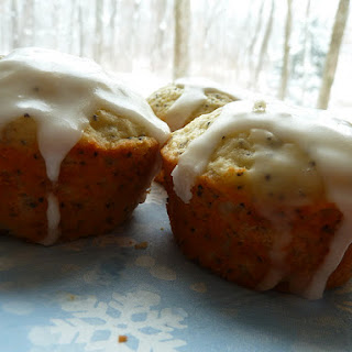 Lemon-Lime Poppy Seed Muffins