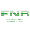 First National Bank Carrollton logo