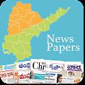 Telugu Newspapers icon