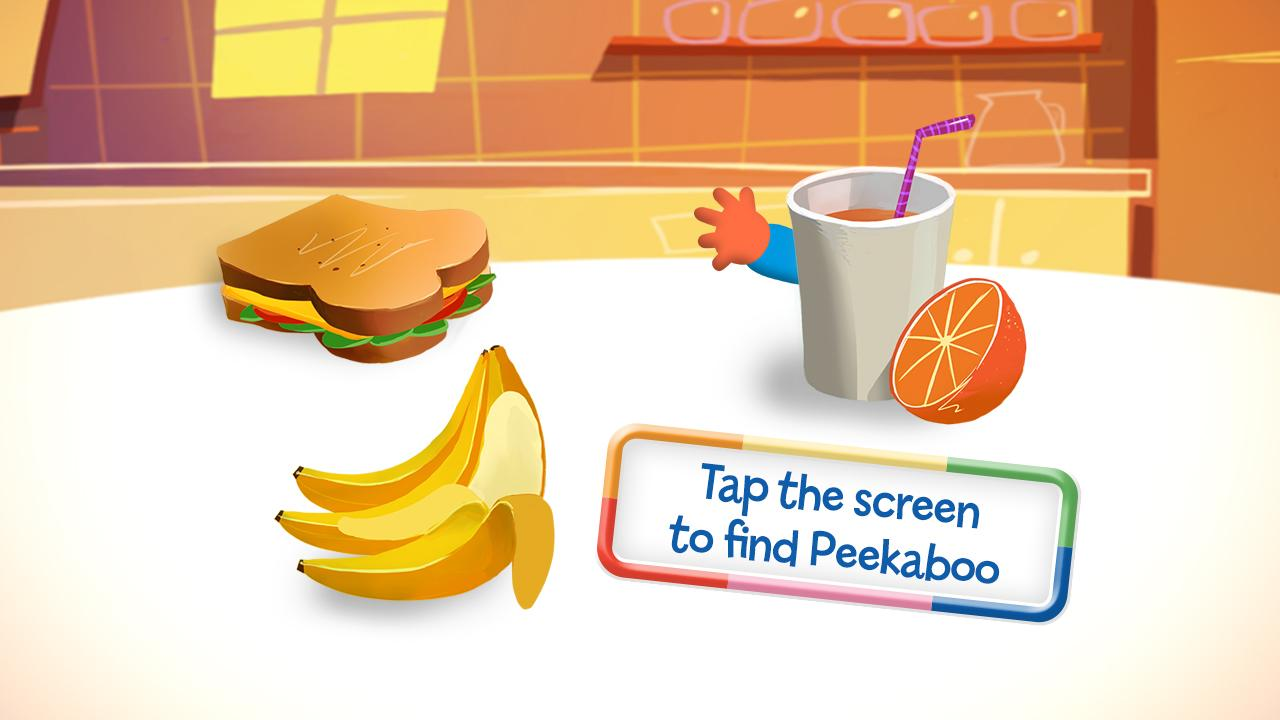 Peekaboo, I See You! for Kids - screenshot