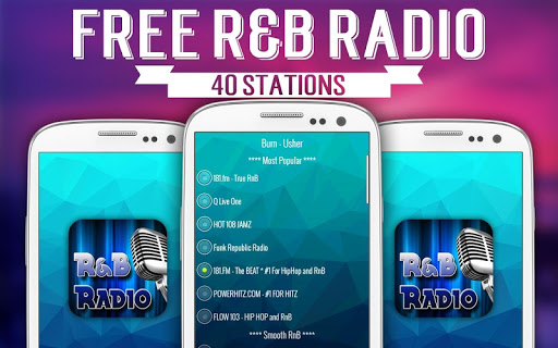 Free RnB Radio 3.3 screenshots 4