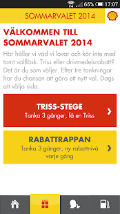 Shell Sverige- screenshot thumbnail