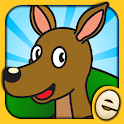 Animal World Puzzle Fun logo