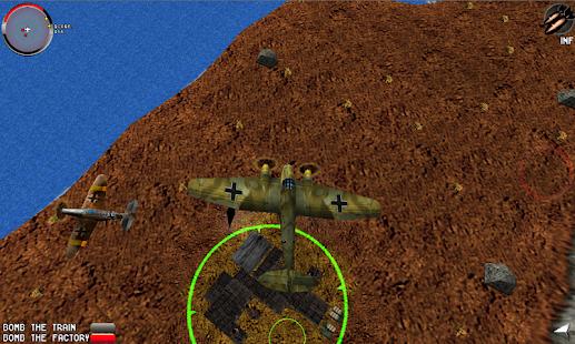 Armageddon Squadron FREE apk screenshot 4