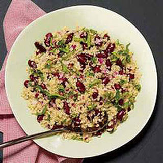 Quinoa-and-Bean Salad.