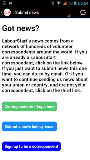 【免費新聞App】LabourStart-APP點子