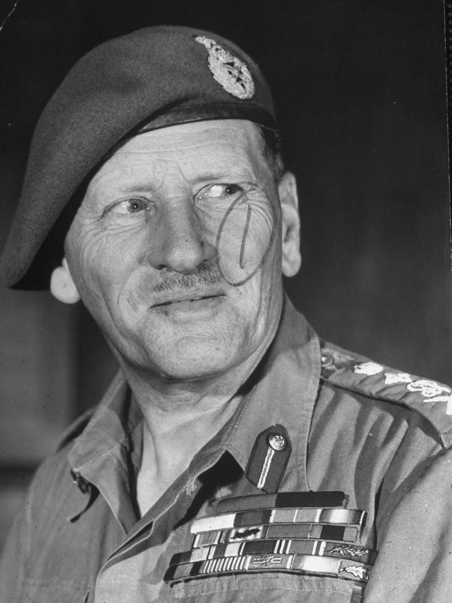 Claude Auchinleck