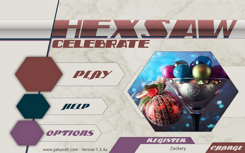 HexSaw - Celebrate- screenshot thumbnail