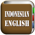 Indonesian English Dictionary icon