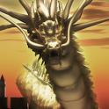 Flash & Gold Dragon logo