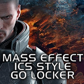 Mass Effect ICS GoLocker Theme