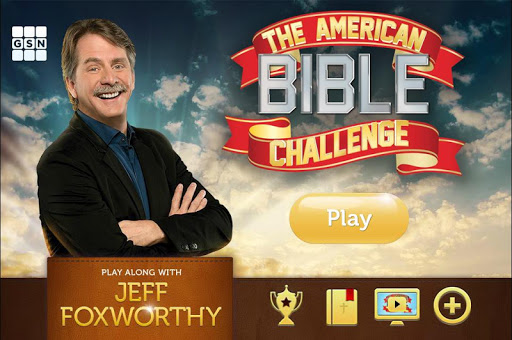 GSN'S American Bible Challenge 2.0.1 screenshots 1
