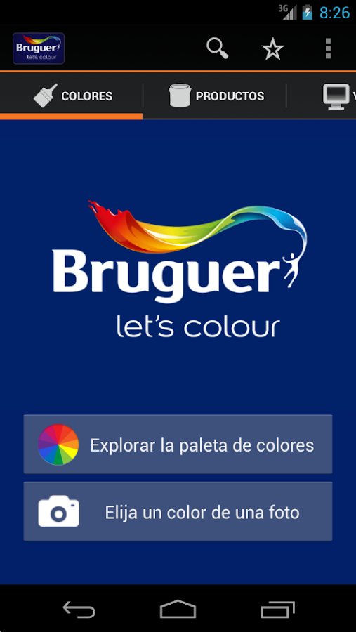 Bruguer Let's Colour Studio - screenshot