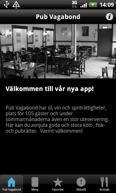 Pub Vagabond - screenshot