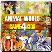 Animal World - Game for Kids