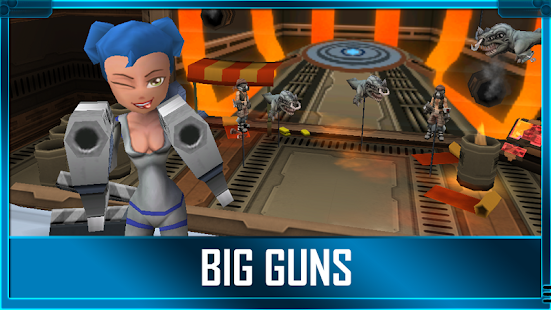 Star Legends- screenshot thumbnail