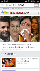 IBNLive for Android v3.5