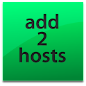 Add2Hosts logo