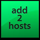 Add2Hosts